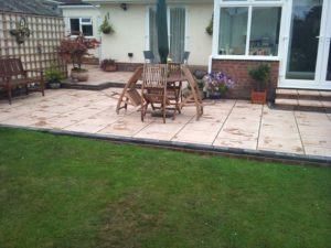 Patios & Garden Decking Poole Bournemouth Dorset