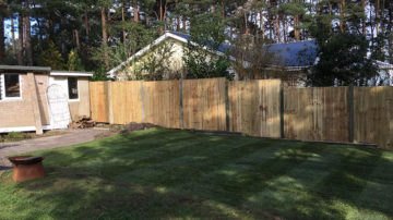 Garden Fencing & Gates - Poole, Bournemouth, Dorset