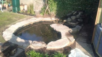 Garden Water Features - Poole, Bournemouth, Dorset