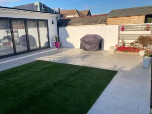 Garden Paving Poole Bournemouth